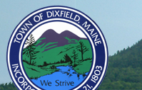 Dixfield logo header